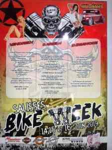 Salisses Bike Week - Vias Plage (34) @ Camping Les salisses