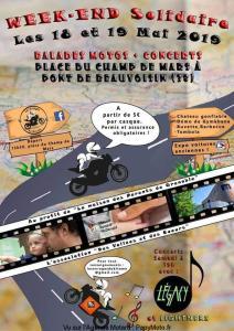 Week-end solidaire - Pont de Beauvoisoin (38) @ Place du Champ d e Mars | Le Pont-de-Beauvoisin | Auvergne-Rhône-Alpes | France