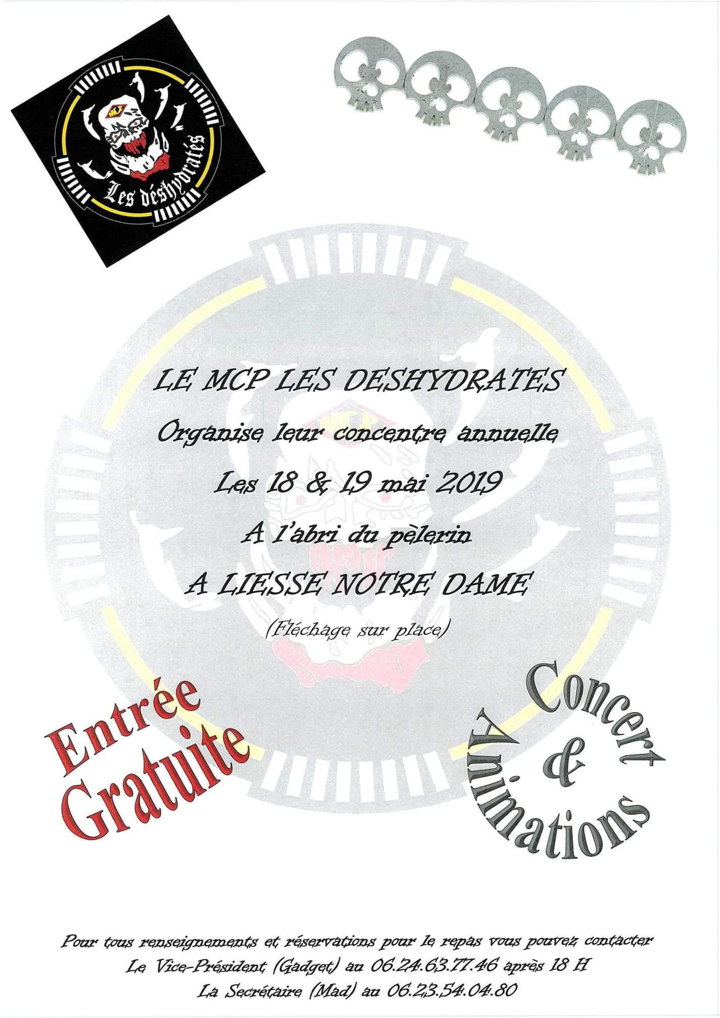 Concentre -Mcp les Déshydratés – Liesse-Notre-Dame (02)