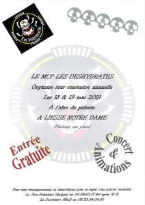 Concentre -Mcp les Déshydratés - Liesse-Notre-Dame (02) @ Liesse Notre Dame | Liesse-Notre-Dame | Hauts-de-France | France