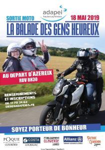 La Balade des gens heureux - Azereix (65) @ Azereix | Occitanie | France
