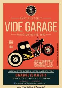 Vide Garage – Saint Gaultier (36) @ Place du champ de foire | Saint-Gaultier | Centre-Val de Loire | France