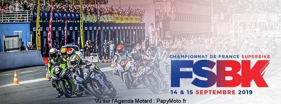 Championnat de France Superbike FSBK – Circuit d'Albi (81)