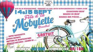 Fête d'la Mobylette - Graulhet (81) @ Graulhet | Occitanie | France