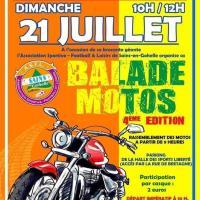 Balade Motos - Sains-en-Gohelle (62)