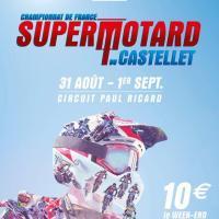 Championnat de France Supermotard - Castellet (83)