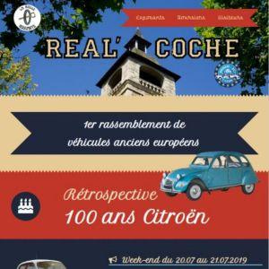 1° Real'coche - Réalmont (81) @ Réalmont 81 | Réalmont | Occitanie | France
