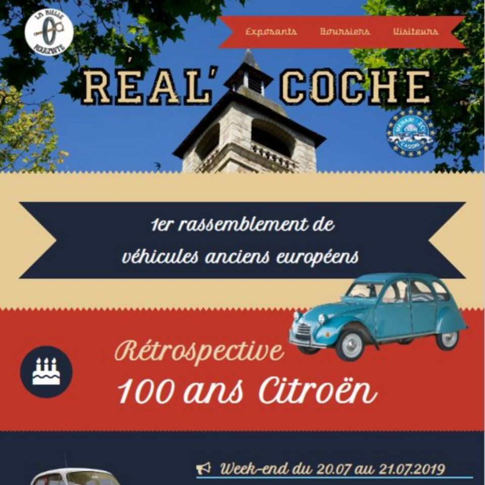 1° Real'coche – Réalmont (81)