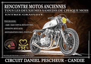 Rencontre motos anciennes - Candie (31) @ Toulouse | Occitanie | France