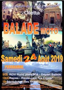 Sortie moto - Oletta (2B) @ Oletta | Oletta | Corse | France