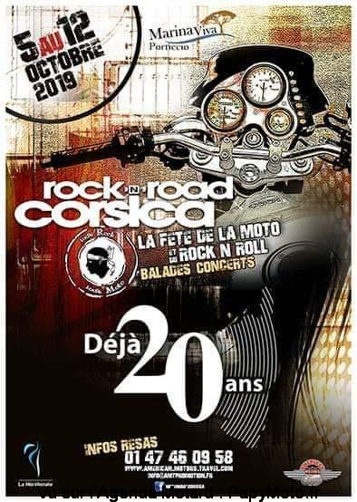 Rock 'n' road Corsica – Corse