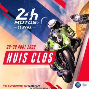 24 h Motos Huis Clos – le Mans (72) @ Le Mans | Pays de la Loire | France
