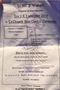 4e Concentre - MCP Walkyrie - La Chapelle Saint Ouen (76) @ La Chapelle-Saint-Ouen | Normandie | France
