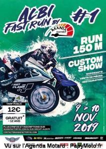 Fast Run - Albi (81) @ Albi | Occitanie | France