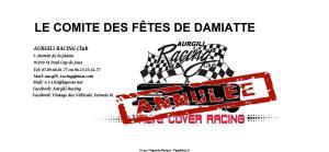 Championnat Rocker Cover Racing - Damiatte (81)----ANNULE---- @ Place de la Liberté Avenue de Graulhet | Damiatte | Occitanie | France