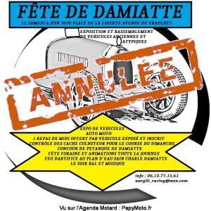 Expo et Rassemblement de Véhicules - Damiatte (81)----ANNULE---- @ Place de la Liberté Avenue de Graulhe | Damiatte | Occitanie | France