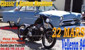 Classic' &  Kustom - Velleron (84) @ VELLERON 84740 | Velleron | Provence-Alpes-Côte d'Azur | France