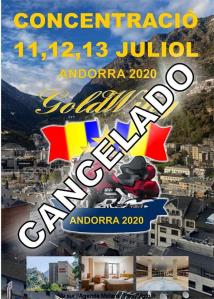 Concentracio Goldwing 2020 - Andorre ----ANNULE----