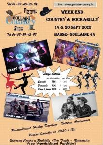 Week-end Country et Rockabilly - Basse-Goulaine (44)