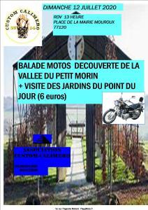 BALADE DECOUVERTE DE LA VALLEE DU PETIT MORIN - MOUROUX (77) @ MOUROUX 77120