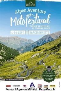 Moto Alpes Festival Aventure - Barcelonnette (04) @ Barcelonnette