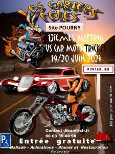 13e Meeting Us Car Moto Trike - Pontarlier (25) @ Pontarlier (25)