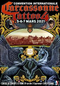 Tattoo Convention - Carcassonne (11) @ Carcassonne (11)