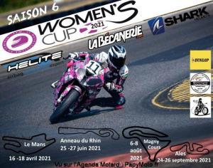 Women's Cup 2021 -  (72) - (68) - (58) - (30) @ Le Mans (72) - Anneau du Rhin (68) - Magny Cours (58) - ALes(30)