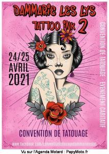 Tattoo ink 2 – Dammarie les Lys (77) @ Dammarie les Lys (77)