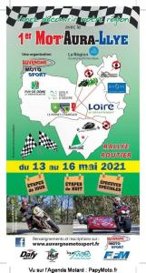1er Mot'Aura-Llye - Auvergne (42) (43) (63) (69) @ Auvergne-Rhône-Alpes