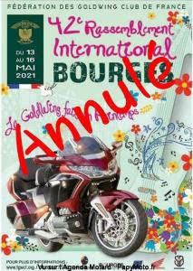 42e Rassemblement International - FGWCF - Bourges (18)----ANNULE---- @ Bourges (18)