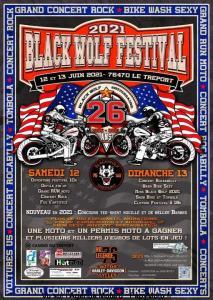 Black Wolf Festival –  Le Tréport (76) @ Le Tréport (76)