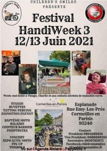 Festival HandiWeek 3 - Cormeilles en Parisis (95) @ Cormeilles en Parisis (95)