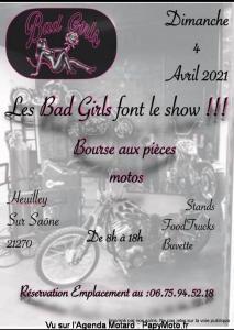 Les Bad Girls font le show - Heuilley-sur-Saône (21) @ Heuilley-sur-Saône (21)