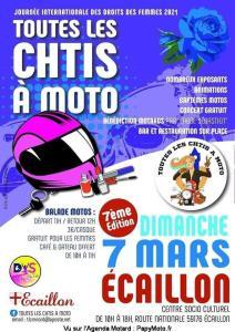 Toutes les Chtis à Moto – Ecaillon (59) @ Ecaillon (59)