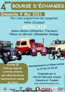 4e Bourse d'échanges - Morlaix (29) @ Morlaix (29)