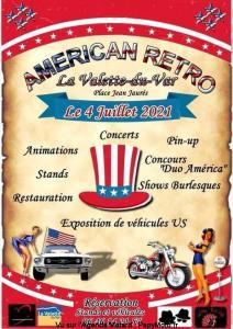 Américan Rétro - La Valette-du-Var (83) @ La Valette-du-Var (83)