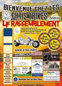 Bienvenue chez les Chtis Trikes - Lestrem (62) @ Lestrem (62)