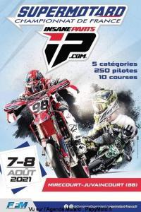 Championnat de France  Supermotard – Mirecourt (88) @ Mirecourt (88)