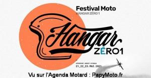 Festival Moto Hangar Zéro1 – Oyonnax (01) @ AÉRODROME ARBENT-OYONNAX (01)