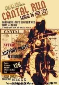 Cantal Run – Devil's Wolf MC Cantal – Aurillac (15) @ Aurillac (15)
