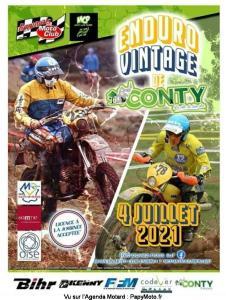 Enduro Vintage - Conty (80) @ Conty (80)