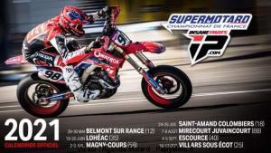 Championnat de France Super Motard @ France