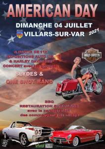 American Day - Villars-sur-Var (06) @ Villars-sur-Var (06)