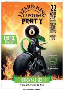 Custom Party - Lizard King - Origny-le-Sec (10) @ Origny-le-Sec (10)