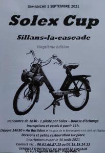 Solex Cup - Sillans-la-Cascade (83) @ Sillans-la-Cascade (83)