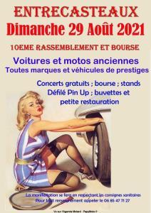 10e rassemblement et bourse - Entrecasteaux (83) @ Entrecasteaux (83)