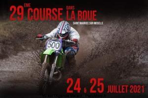 29e Course dans la boue - Saint Maurice sur Moselle (88) @ Saint Maurice sur Moselle (88)