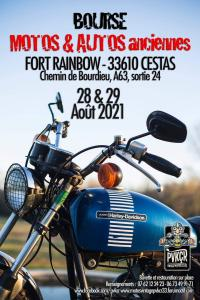 Fort Rainbow Bourse Motos & Autos anciennes- Cestas (33) @ Cestas (33)