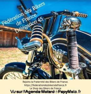 Run et Gamelle du 45 - FBF 45 - Sully sur Loire (45) @ Parking du château de Sully sur Loire